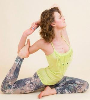 Инструктор по йоге в Москве Алина Шабрацкая
