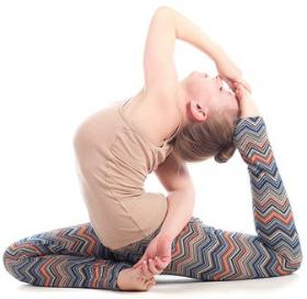 Инструктор по йоге в Москве Анастасия Савитри